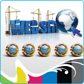 Complete Website development