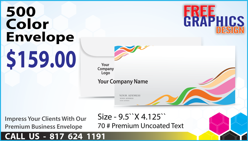 500 color envelope promo image