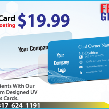 Business card promo January 2017